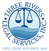 Three Rivers Legal Services Sticky Logo